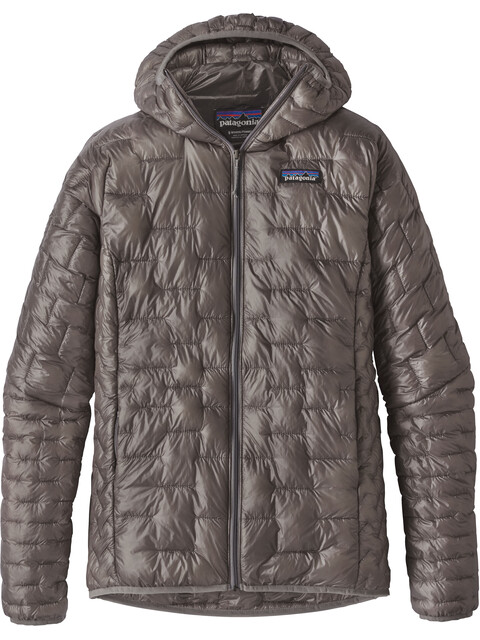 Patagonia Micro Puff Hoody Women Feather Grey